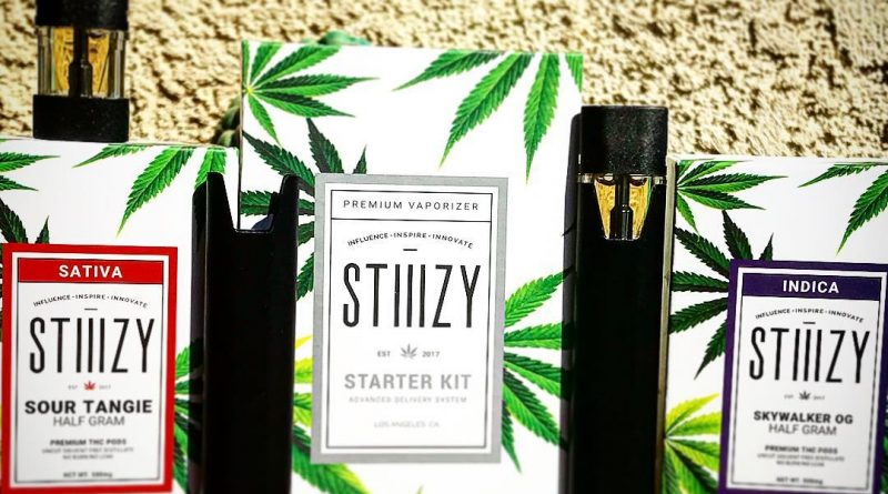 stiiizy vape pen vape review by diesel.dino