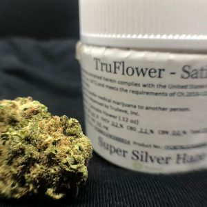 super silver haze by truflower strain review by shanchyrls