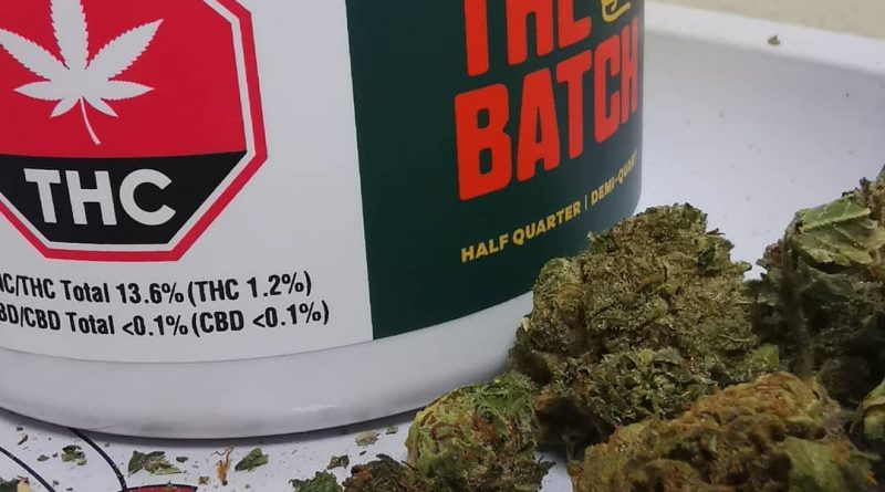 the batch by high park company strain review by cannasteph