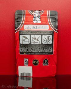 #33 scottie pippen by backpack boyz strain review by thefirescale 3