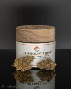 biscotti by tradecraft farms strain review by thefirescale