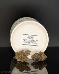 biscotti by tradecraft farms strain review by thefirescale 3