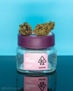 crescendo by thc design strain review by thefirescale 3