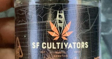 ice cream cake by sf cultivators strain review by sjweedreview