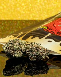 raspberry sorbet by terpene gas co strain review by thefirescale 2