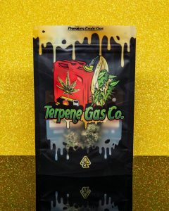 raspberry sorbet by terpene gas co strain review by thefirescale 3