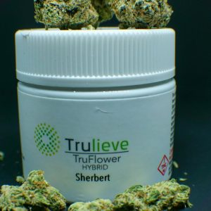 sherbert from trulieve strain review by shanchyrls 2