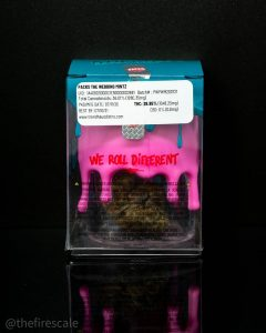 the wedding mintz strain by packwoods strain review by thefirescale