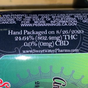 animal mints bx1 by sweetwater pharms strain review by trunorcal420 2