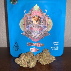 cheetah piss by cookies enterprises strain review by christianlovescannabis 2