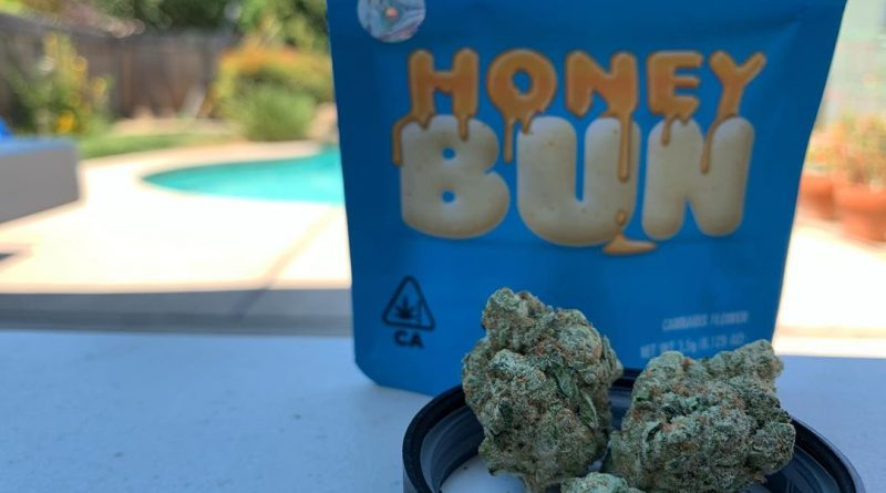 honey buns by cookies enterprises strain review by christianlovescannabis