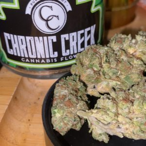 wedding crashers by chronic creek strain review by trunorcal420