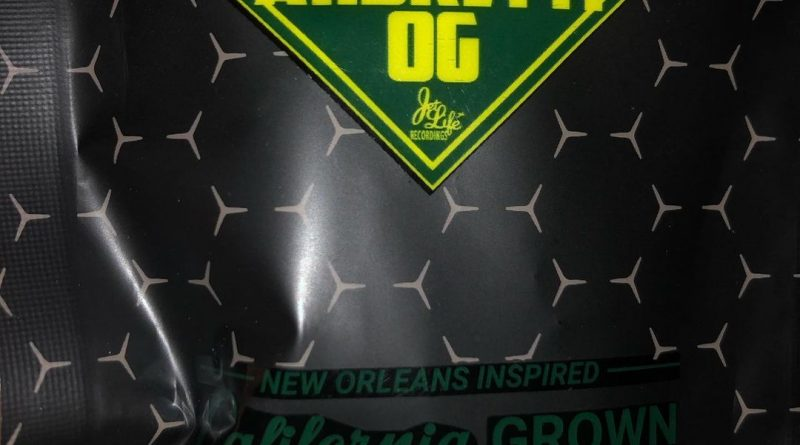 andretti og strain review by qsexoticreviews