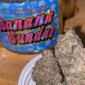 banana sundae by synergy cannabis strain review by trunorcal420 3