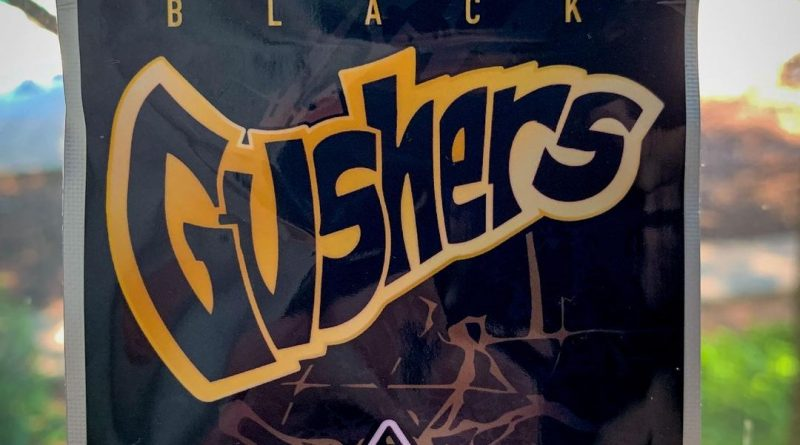 black gushers by kush rush exotics strain review by budfinderdc 2