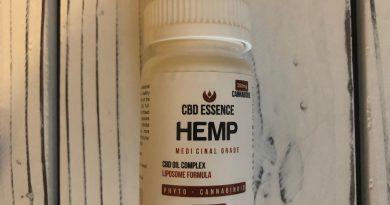 cbd essence full spectrum hemp pills review