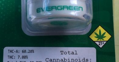 forum cookies wax by evergreen extracts concentrate review by 502strainsheet