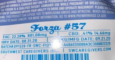 forza #57 by fiore genetics strain review by qsexoticreviews