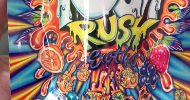 grape soda by kush rush exotics strain review by budfinderdc 2