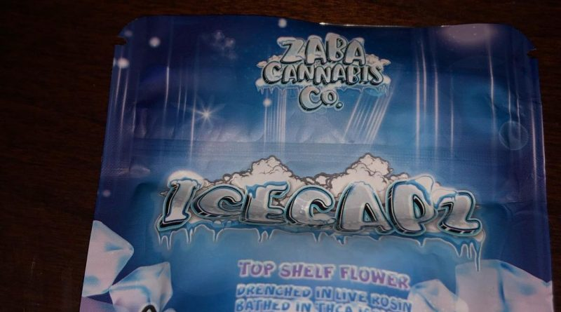 icecapz by zaba cannabis co strain review by qsexoticreviews