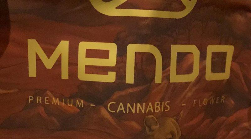 mendo legend by mendo strain review by trunorcal420