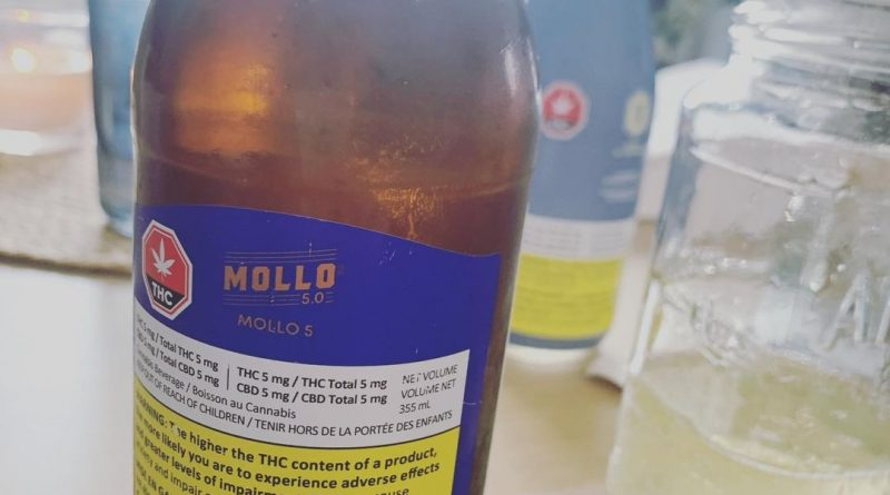 mollo 5 by truss beverages drinkable review by brandiisbaked