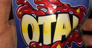 otai by joke's up strain review by qsexoticreviews