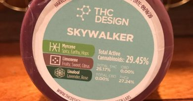 skywalker og by thc design strain review by canu_smoke_test