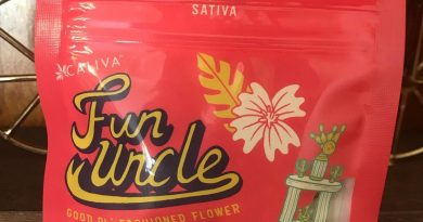 sour power hour by fun uncle strain review by canu_smoke_test