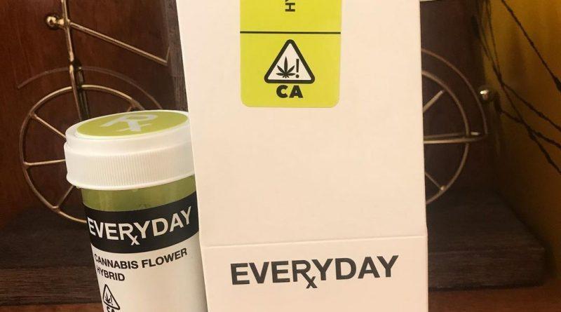 strawberry lemonade by everyday strain review by canu_smoke_test
