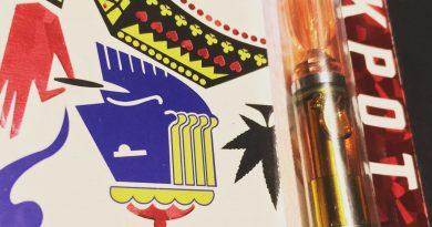super lemon haze cartridge by bmf jackpot wa vape review by 502strainsheet