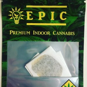 violet flame shatter by indoor sunshine concentrate review by 502strainsheet 2