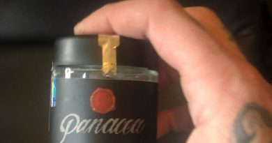 willies by panacea strain review by marklpattonsf