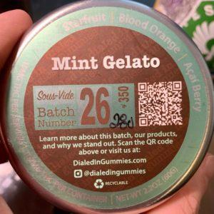 dialed in gummies edibles review by austnpickett 2