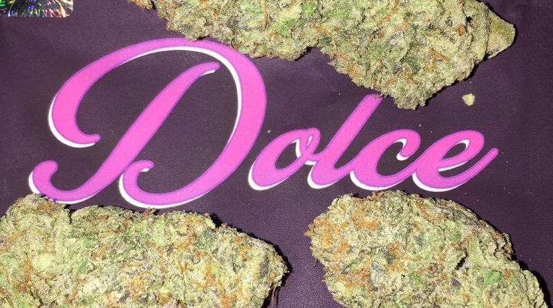 dolce by the rare la strain review by boofbusters420