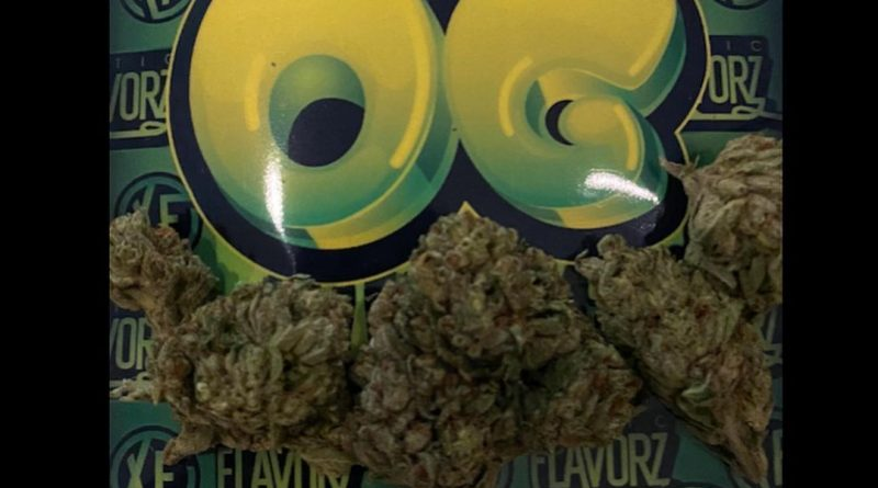 got bars og by xotic flavors strain review by trunorcal420 3