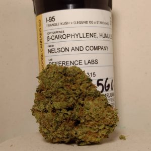 i-95 by nelson and company strain review by pdxstoneman 2