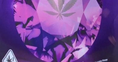 purple pear by diamond cannabis collective strain review by trunorcal420
