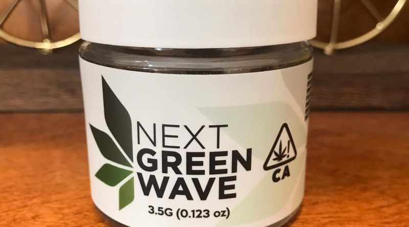 slurricane by next green wave strain review by can_u_smoke_test