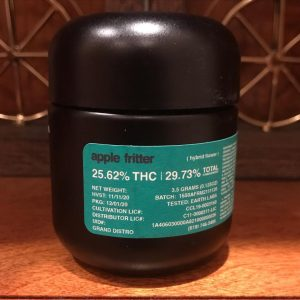 apple fritter by fresh baked strain review by can_u_smoke_test 2