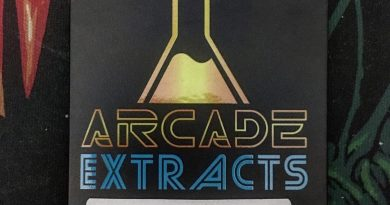 blue crack shatter by arcade extracts concentrate review by scubasteveoc