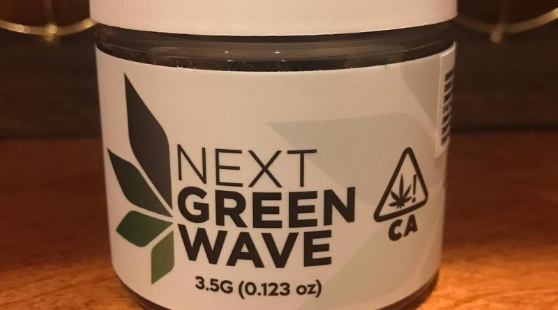 gmo cherries by next green wave strain review by can_u_smoke_test