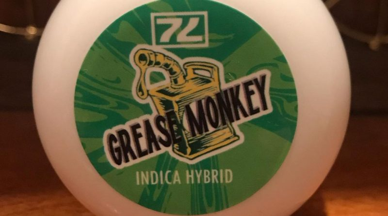 grease monkey by seven leaves strain review by can_u_smoke_test