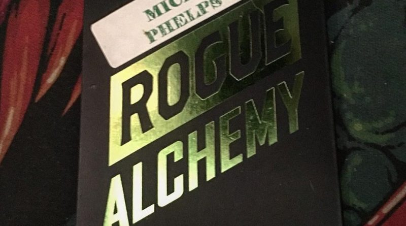 michael phelps og shatter by rogue alchemy concentrate review by scubasteveoc