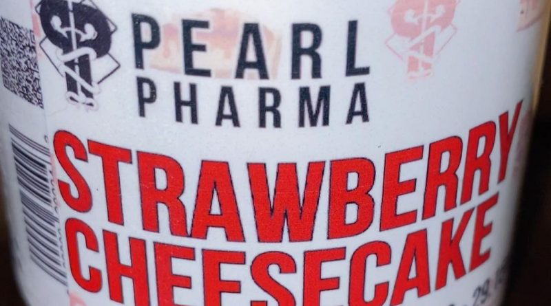 strawberry cheesecake by pearl pharma strain review by trunorcal420