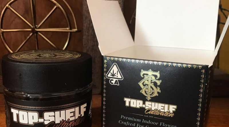 candyland by top shelf cultivation strain review by can_u_smoke_test