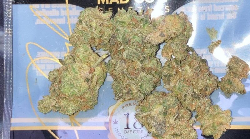 cookies and cream by mad cow genetics strain review by sjweed.review