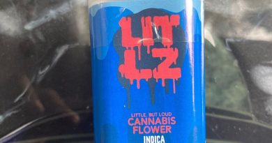oz kush by little but loud strain review by sjweed.review