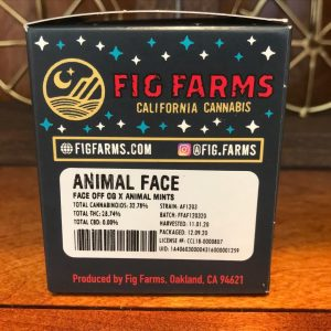 animal face by fig farms strain review by can_u_smoke_test 3
