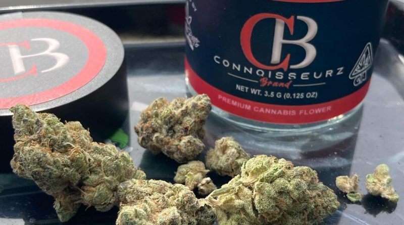 cream crashers by connoisseurz brand strain review by sjweed.review